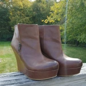 Mossimo Wedge Ankle Boots